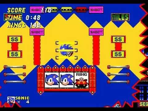 Sonic the Hedgehog 2 - 999 Rings Challenge