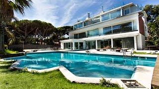 видео Люкс вилла в 200 метрах от моря - Лучшая недвижимость побережья! Скидки, рассрочки, кредиты, бесплатный ознакомительный тур!