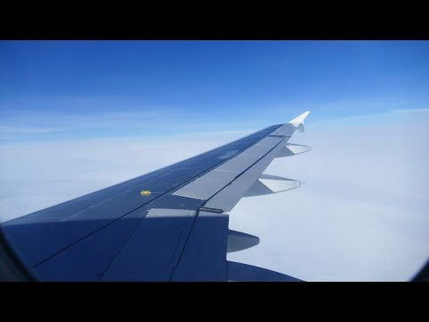 AY364 Finnair flight from Oulu to Helsinki - OH-LVC A319-112