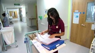 Day in the life of a junior doctor