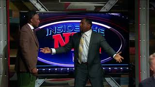 'Inside the NFL' Ray Lewis and Brandon Marshall break down Patriots touchdown | Jan 25, 2018