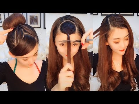 Easy Hair Style for Long Hair   TOP 18 Amazing Hairstyles Tutorials Compilation 2019   Part 3