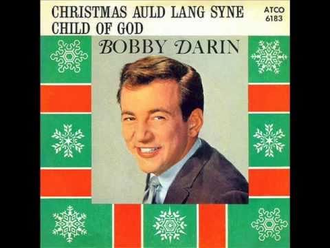 Bob Darin  Christmas Auld Lang Syne 1960