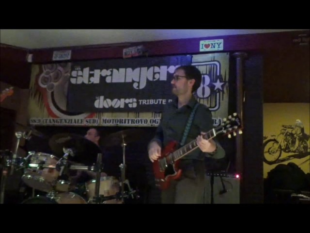 Five To One - The Strangers The Doors tribute band