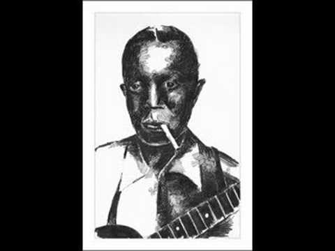 "Roots of Blues -- Robert Johnson ""Cross Road Blues"