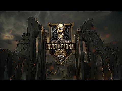 RNG vs. FNC | Semifinals Game 3 | Mid-Season Invitational | Royal Never Give Up vs. Fnatic (2018)