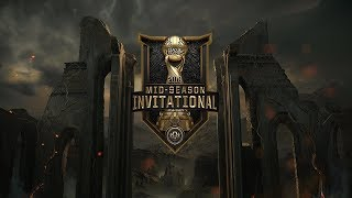 RNG vs. FNC | Semifinals Game 3 | Mid-Season Invitational | Royal Never Give Up vs. Fnatic (2018)