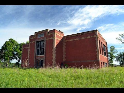 Inside the Abandoned Brantford Public School