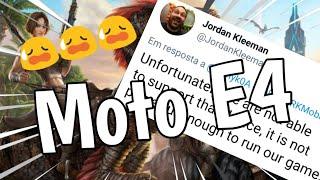 Ark News: Triste notícia pra quem tem Moto E4