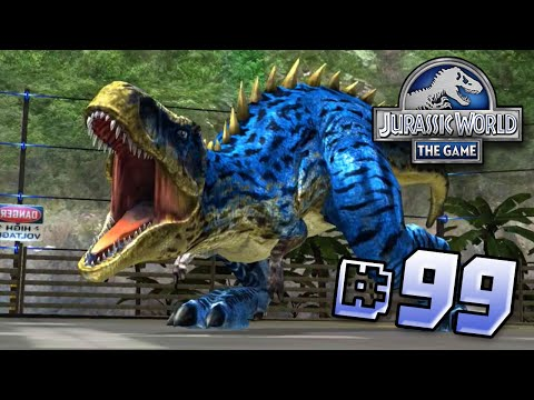 Aquatic Park Update?! || Jurassic World - The Game - Ep 99 H