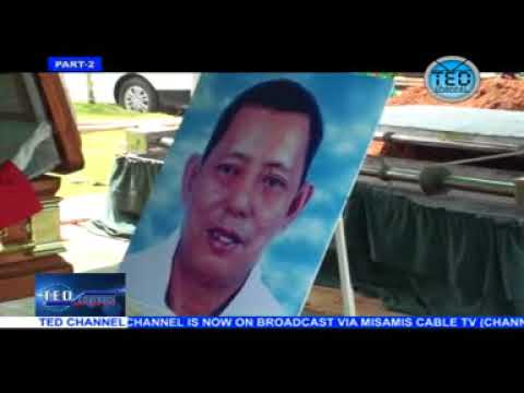 "Archt. Octavio ""Lintoy"" A. Maglasang Burial (Part 2)"