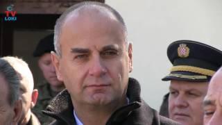 Mirko Norac u Gospiću