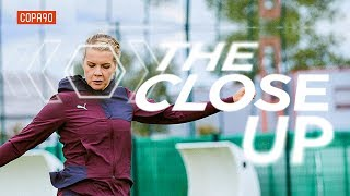 Winning The Ballon D'Or Was Out Of This World: The Close Up with Ada Hegerberg   Pumafootball