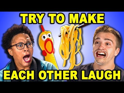 Try To Make Each Other Laugh Challenge #2 (React)