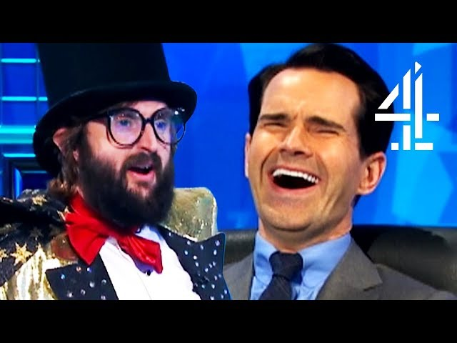Im Just Here To Sex It Up A Little | Joe Wilkinson Best Bits | 8 Out Of 10 Cats Does Countdown