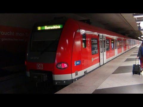 Train Rides from Munich to Füssen Germany 5/10/2015