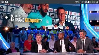 Pierre Menés descend Marseille « OM champions projects»