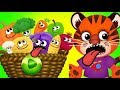 [Kids Games] - To Play For Free Online |Funny Food Games| kids games to play at home - free dowload