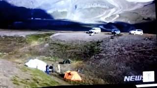 North Korea opened Baekdu Mountain for foreign tourists to camp