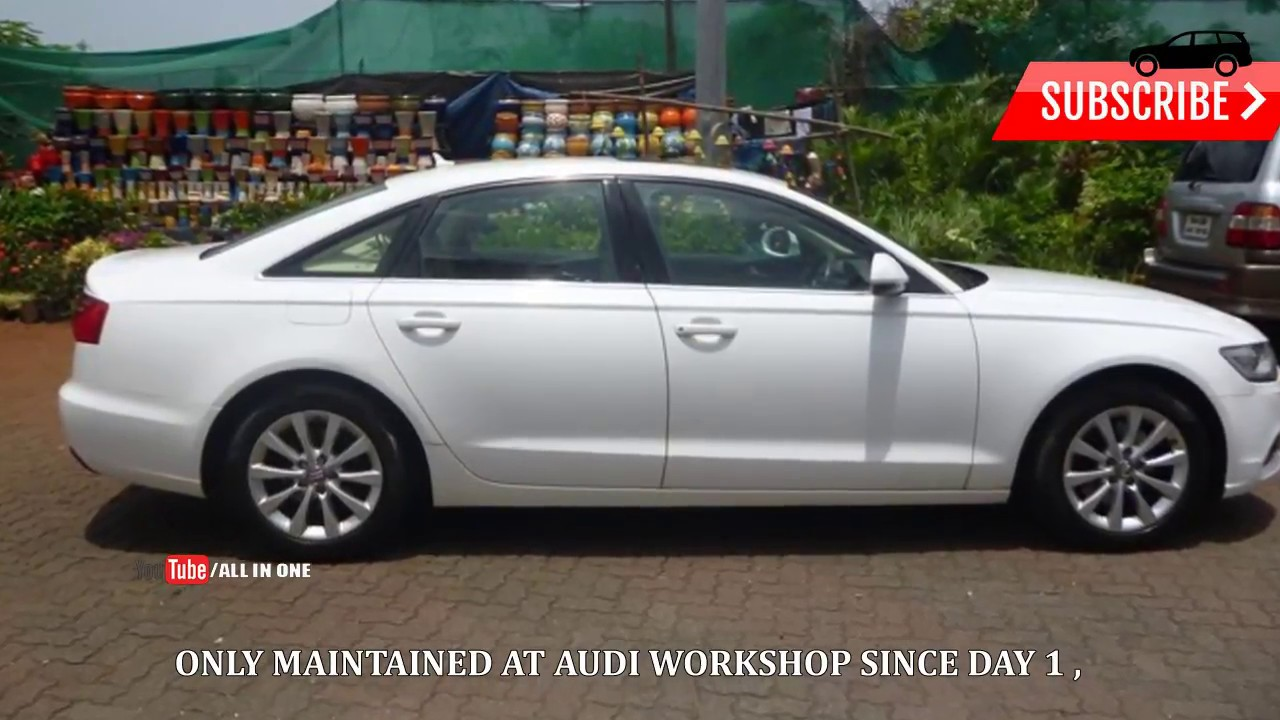 Second Hand 2012 Audi A6 20 Tdi Premium Plus For Salesecond Hand