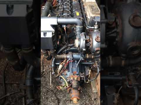 Yamaha Marine diesel MD580KUH 200ps/2900rpm, động cơ tàu thuỷ Yamaha 200hp/2900rpm máy bãi Nhật