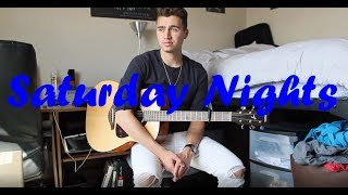Saturday Nights Remix-Khalid feat. Kane Brown (Cover 2019)