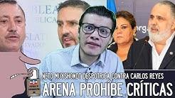 La Dictadura Arenazi prohíbe las críticas a su partido - SOY JOSE YOUTUBER