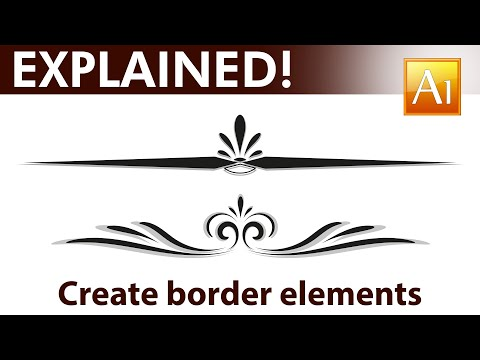 Creating A Calligraphic Brush In Illustrator Cc Doovi