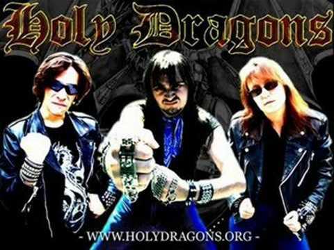 Holy Dragons - Gotterdammerung - Blood of Elves