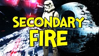 SECONDARY FIRE! | Star Wars Battlefront (Gameplay)