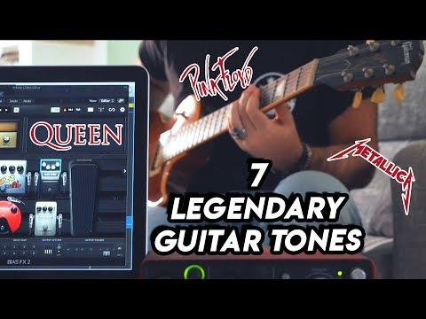 7 Legendary Guitar Tones With Bias FX 2