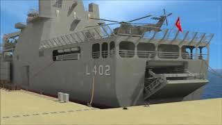 TCG Bayraktar ve ikizi Sancaktar Gemisi tasarımı, tanıtım videosu