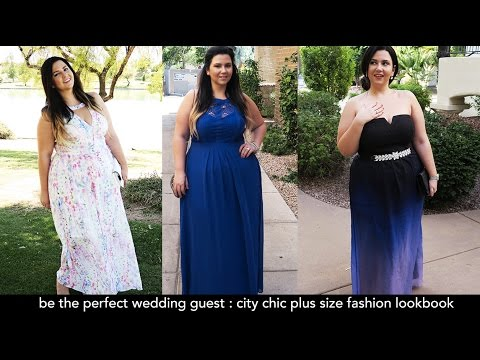 Summer Wedding Style Sometimes Glam For City Chic Youtube