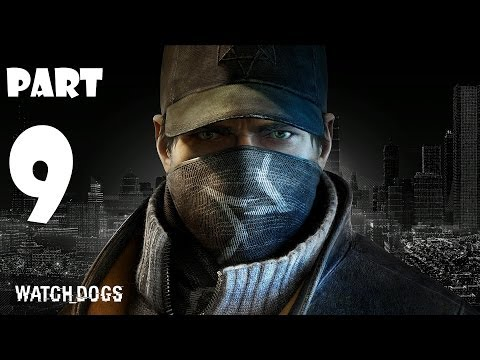 Let's play - Watch Dogs, part 9 - PlayStation 4 | Watch_Dogs ... ZagraniE