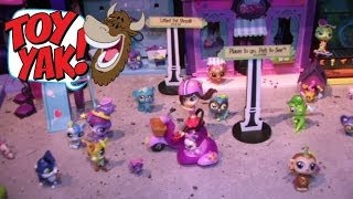 Littlest Pet Shop Product Walkthrough at New York Toy Fair 2014