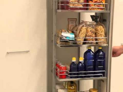 Despensa alta giratoria herrajes online herrajes de for Herrajes para cocina