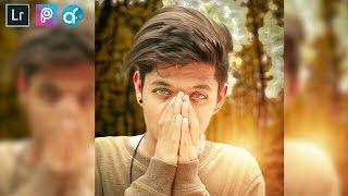 Autumn effect + soft hair + Get dslr look | PicsArt Editing Tutorial