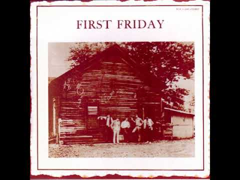 First Friday - First Friday  1970  (full album)