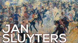 Jan Sluyters: A collection of 112 works (HD)