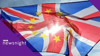 Brexit: Is it 'Norway for Now'? 2017 - Newsnight Archives