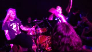 Suffocation Live Full Set 2015 West End @ Sanford, Florida 11/12/15