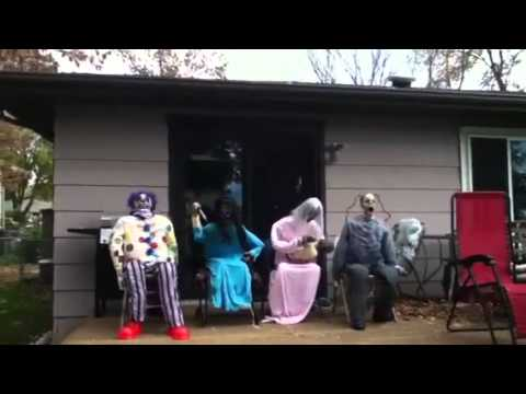 my spirit halloween chair props youtube - Spirit Halloween Props