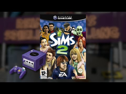 Gameplay : The Sims 2 [GameCube]