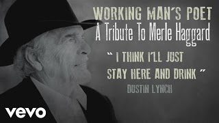 Dustin Lynch - I Think I'll Just Stay Here And Drink (Audio) Video
