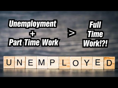 How Are People Making More Money On Unemployment Than Working?