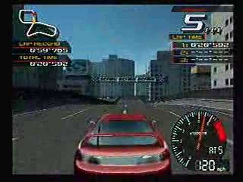 Ridge Racer V - PlayStation 2 - YouTube