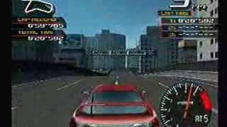 Ridge Racer V - PlayStation 2