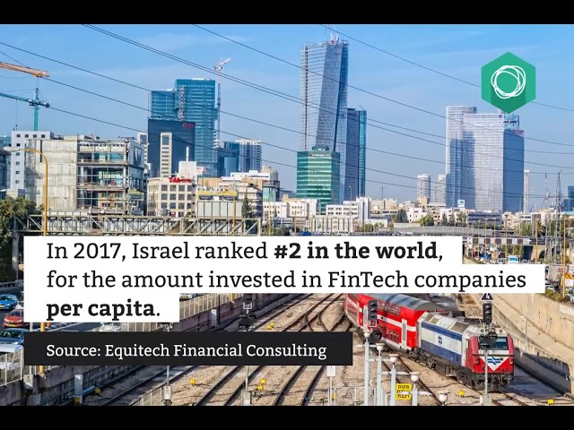 The State of FinTech in Israel