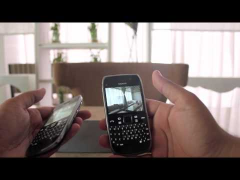 Nokia E6 Review