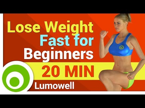 Exercise to Lose Weight Fast at Home for Beginners